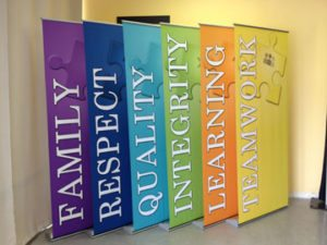Banner Stands | Products | Earth Friendly Sustainable Banner Stands | Go Green Banners